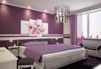 De quelle couleur est combiné avec un lilas: vêtements, intérieur