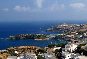 Griechenland etwa. Kreta, Agia Pelagia. Bewertungen von Touristen Attraktionen und interessante Fakten