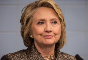 Biographie Hillary Clinton, carrière, photos