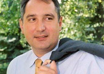 Biographie Dmitry Rogozin – une politique efficace et intelligente
