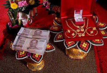 Quelle est la dot? traditions orientales Wise