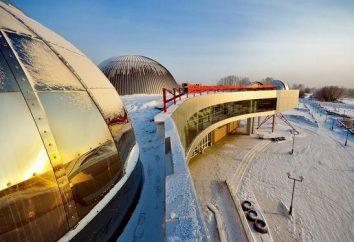 Center for Astrophysics Planetarium Nowosybirsku