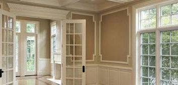 modanatura decorativa degli interni: una visione d'insieme, i tipi, installazione e recensioni