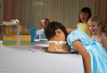 ¿Cómo elegir un concurso para un cumpleaños?