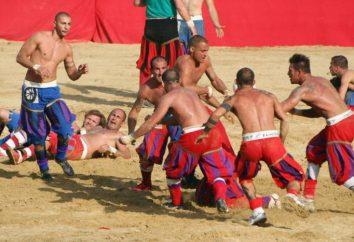 Florentine piłka nożna – co to jest?
