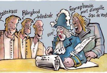 Holenderska nazwa: Historia, znaczenie i pochodzenie