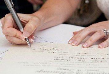 Le concept du mariage en droit de la famille. Formes de mariage. attributs juridiques du mariage en droit de la famille