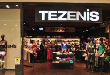 Tezenis Trade Network. Shops in Moskau