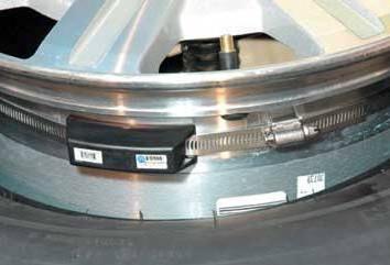 O princípio de funcionamento do sensor de pressão na pressão dos pneus: descrição, características e aparelhos