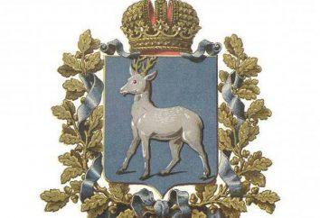 Bandiera e stemma di Samara: la descrizione e il valore