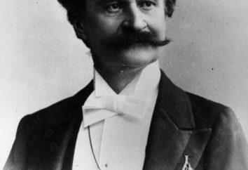 Johann Strauss: biografía breve y creatividad
