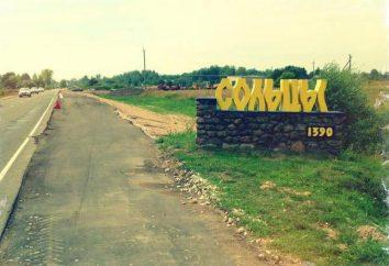 Soltsy (Novgorod Regione) – la familiarità con la città