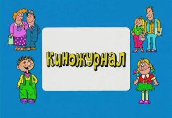 """Dzieci humorystyczny newsreel """"bigosu"""": aktorzy i role"""