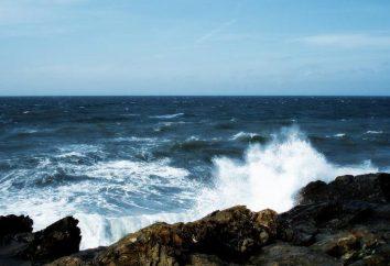 Mer d'Irlande: description, îles