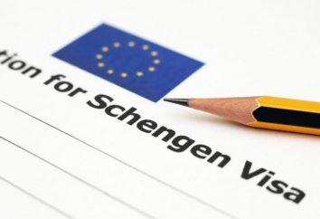 Gdzie być odciski palców na wizy Schengen? Nowe zasady dla uzyskania wizy Schengen: odciski palców