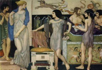 Znaczenie imienia Odyseusza. Historia pochodzenia nazwy
