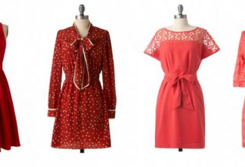 Tendencia de la temporada: los vestidos de estilo y de moda para todos los días
