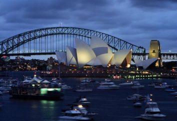 Sydney. Atrações, milhões conquistados de turistas