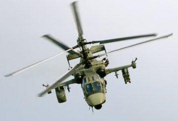 """Ka-52 """"Alligator"""" – śmigłowiec wsparcia intelektualnej"""