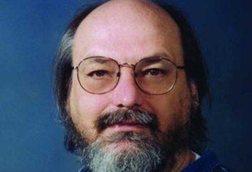 Ken Thompson – system operacyjny UNIX i C deweloper język