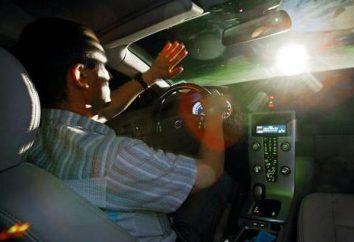 Regulacja reflektorów na japońskich samochodów z ich rąk: instrukcje, wskazówki