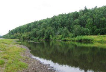 Wędkowanie w Barrow rzeki Iset i Tobol