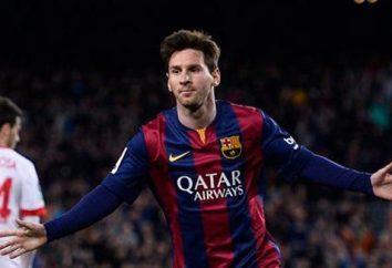 Salaire Messi gagne comme meilleur joueur du monde?