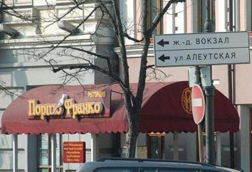 """""""Porto Franco"""": description, adresse, commentaires"""