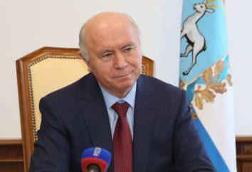 Samara gouverneur de la région Nikolai Merkushkin: biographie, les réalisations, les prix et faits amusants