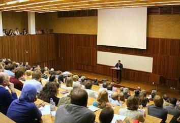 O que é uma palestra? Palestra: definição e tipos
