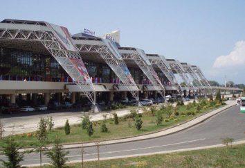Cómo llegar al aeropuerto de Adler desde Sochi: considerar todas las opciones