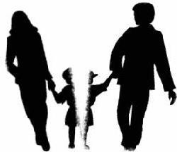 Quand vous divorcez, avec qui est l'enfant? Avec qui les enfants restent-ils lorsqu'ils divorcent de leurs parents?