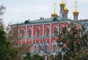 Terem Pałac na Kremlu – w jakim wieku został zbudowany?