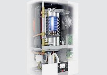 Calderas: Tipos de calderas, fabricantes, las especificaciones y las revisiones