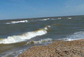 mer Azov, repos dans Dolzhanskaya: loisirs, les conditions, les taux