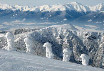 Estação de esqui de Jasna, Eslováquia: comentários, descrições e características recreação