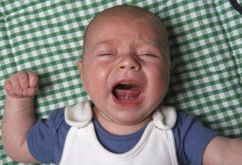 Aby pomóc młodym rodzicom, jak uspokoić noworodka?