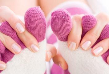 pés e mãos frias: Causas e tratamento. Por que as mãos e os pés muitas vezes frio?