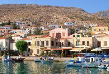 Halki Island (Grécia): o mar, recreação, passeios, revisões