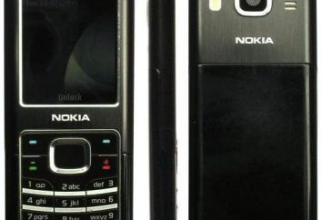 """teléfono celular """"Nokia 6500"""" (Nokia): una visión general, especificaciones, comentarios"""