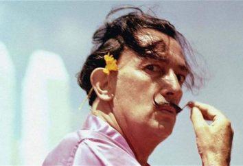 Salvador Dali: najsłynniejsze obrazy. Dali: kreatywność