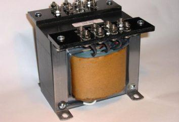 Transformer OCM. In particolare il suo funzionamento e fabbricazione