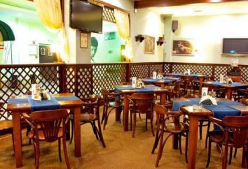 Tolyatti Bar: indirizzi, descrizioni, menu
