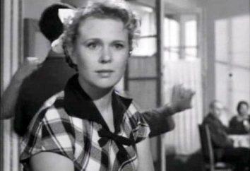 Rimma Shorohova – gwiazda filmowa od ZSRR