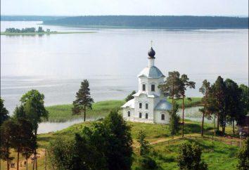 Zabytki kulturowe, historyczne i przyrodnicze regionu Tver