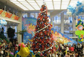 Kreml Drzewo: opinie. Jak drzewo Kreml Boże Narodzenie?