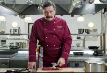 """Donde se filmó la serie de televisión """"cocina""""? Se trata de un verdadero restaurante"""