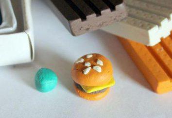 Comment sculpter fruits et légumes de la pâte à modeler