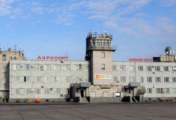 Aéroport Naryan-Mar: description et histoire