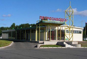 "Aeroporto ""Petrozavodsk (Besovets)."" Aeroporto ""Sands"""